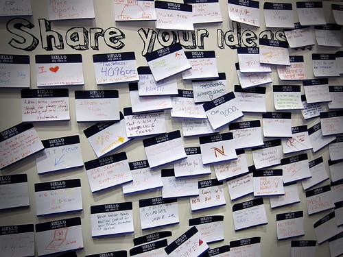 Haier Share Your Ideas