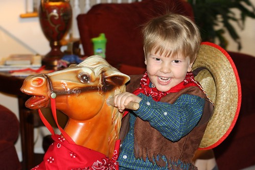 Birthday Cowboy 1