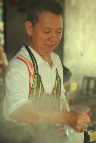 Mr Thor - Veteren of 28-years-cooking