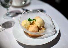 4th Course: Ice Cream