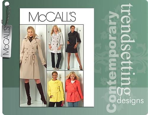 McCalls 5525 coat