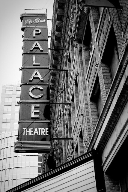 {19/365} St. Paul Palace Theatre