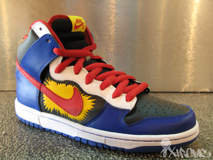 Nike SB January 2010 Quickstrike