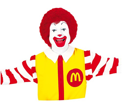 Jan 23- Ronald McDonald