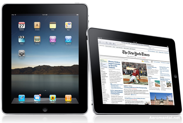 Thumb Apple's iPad Review