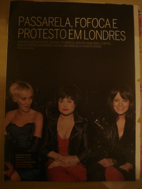 Lily Allen/Folha inteira[003] by Landon Entertainment!