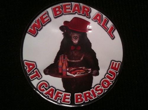 cafe brisque