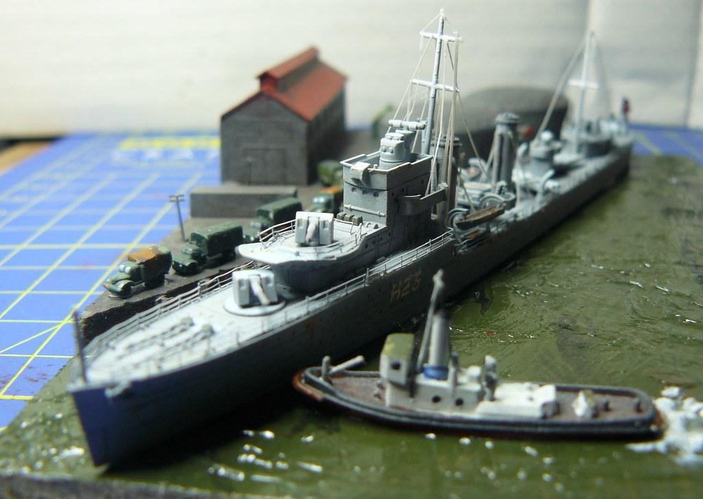 HMS Echo 003