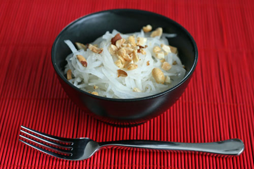 Easy Daikon Salad Recipe