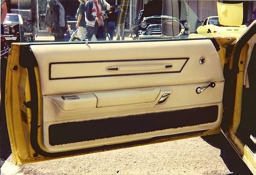 Door panel detail