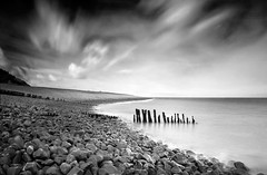 Pebble-Beach (petefoto) Tags: longexposure winter light sea wild blackandwhite seascape beach nature wet water clouds landscape grey tripod pebbles pebble coastal filters groyne foreshore blackdiamond porlock polariser nd110 platinumphoto platinumheartaward artlegacy rubyphotographer blackdiamondpremier ubej artofimages nikonflickrawardgold gnd09s bestcapturesaoi elitegalleryaoi blackandwhitechampion