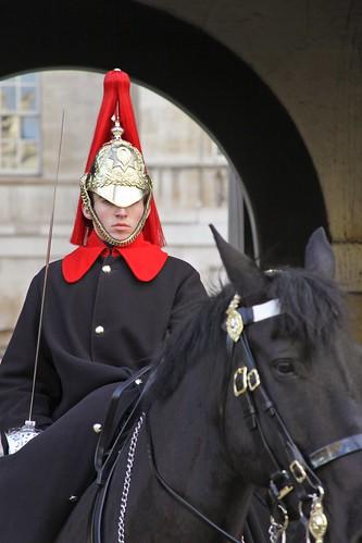 Guard & Horsey