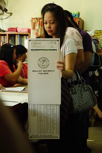 Mock elections 2010 by Two2Travel, on Flickr