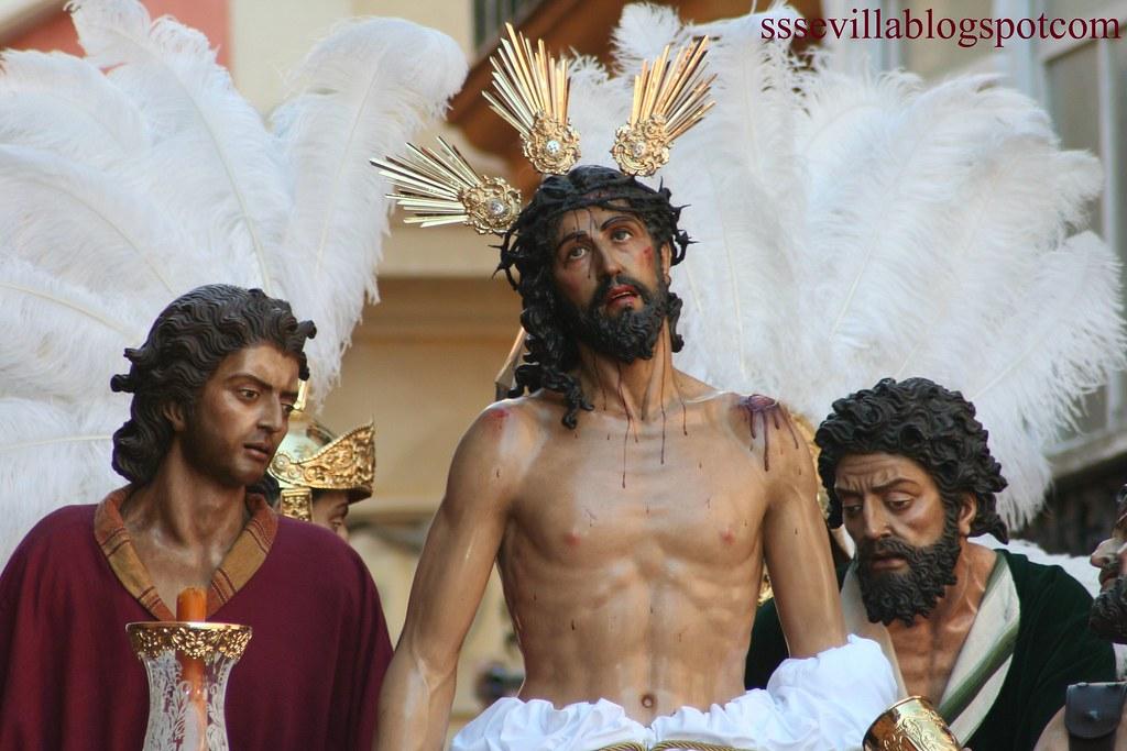 Nuestro Padre Jesús Despojado de sus Vestiduras. Domingo de Ramos, 2009