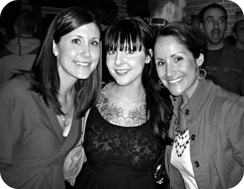 Alana, Em and me