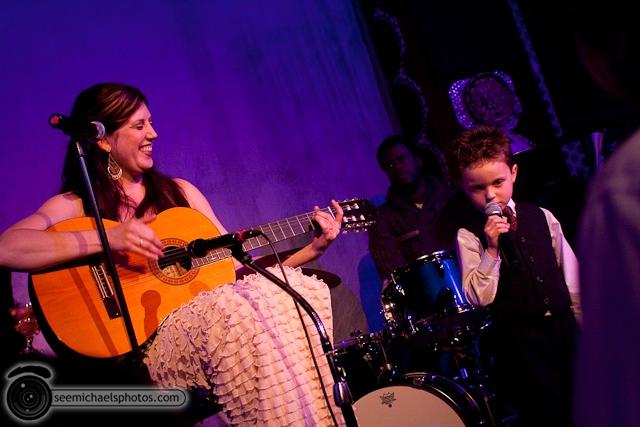 Karin Carson CD Release Show at Tango Del Rey 12310 © Michael Klayman-027