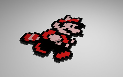 Block Mario 3