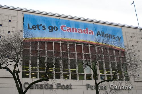 Canada, allons-y