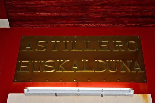 Restaurante Astillero Euskalduna