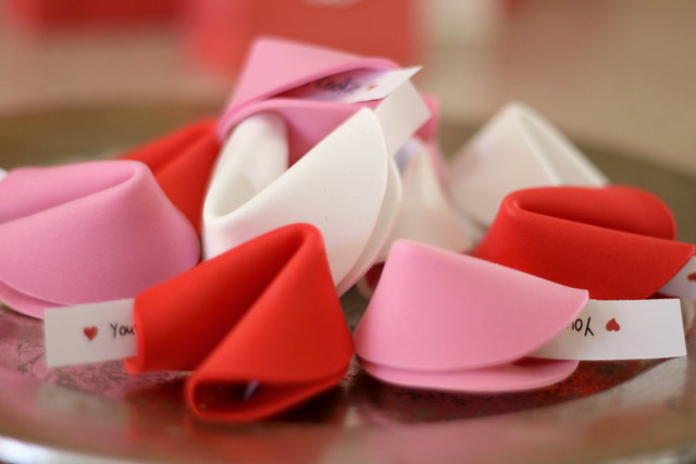 Fortune Cookie Class Valentines