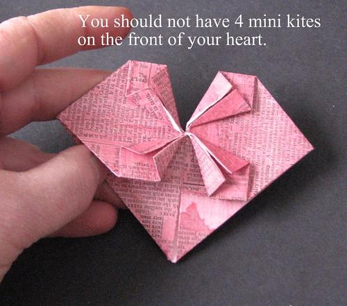 Origami Heart 027
