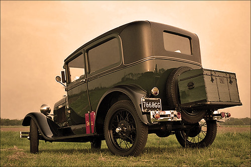 Ford Model A by Foto Martien