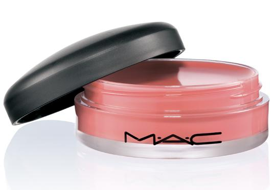 mac feelin good tinted lip conditioner