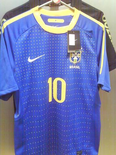 foto da camisa da seleção na copa
