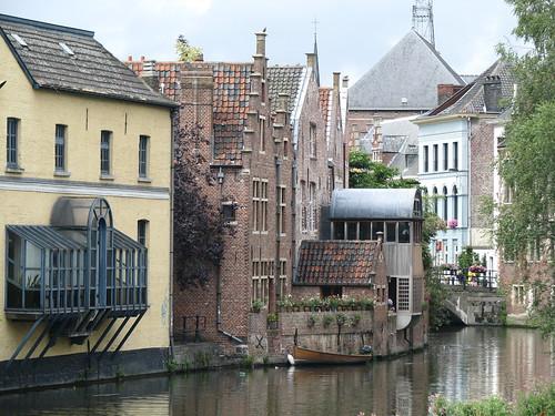 11-07-2009, Gent, Belgium.