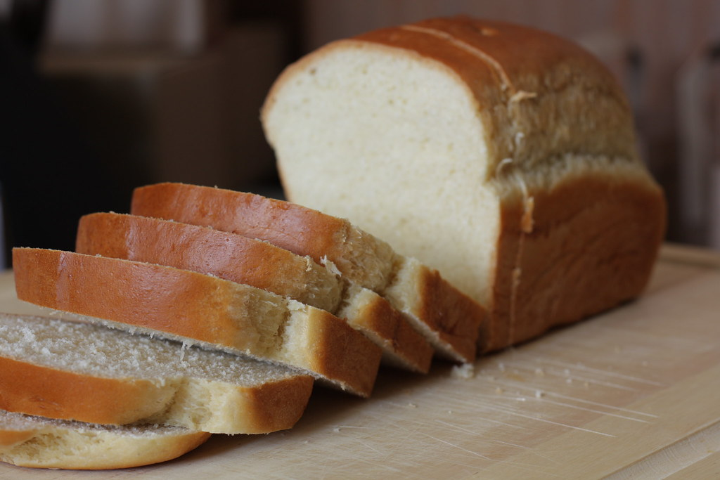 honey white bread