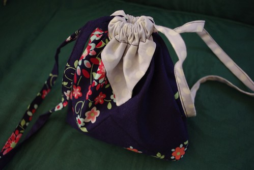 Origami Bag Exterior