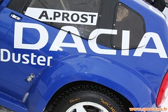 Duster dacia test andros prost 18