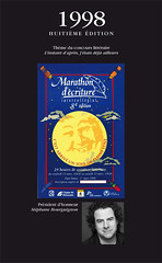 "Marathon 8e_affiche_1998 • <a style=""font-size:0.8em;"" href=""http://www.flickr.com/photos/47229275@N06/4368349164/"" target=""_blank"">View on Flickr</a>"