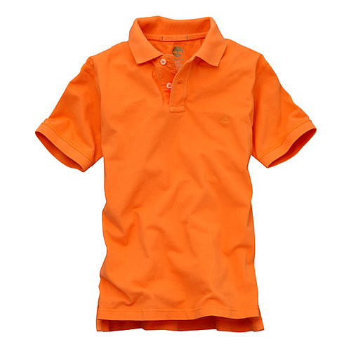 Men's Short Sleeve Piqué Polo