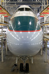 "B-LIB 747-467ERF ""Cathay Pacific Cargo"" (Daryl Chapman Photography) Tags: hongkong cx cargo boeing 747 freighter cathaypacific blib vhhh darylchapman 747467erf 744erf"