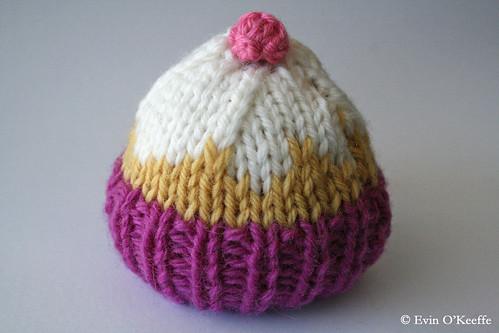 High-fibre Cupcake