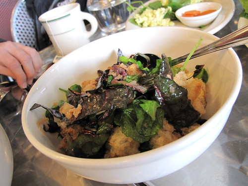 Root Vegetable Panzanella at Il Cane Rosso
