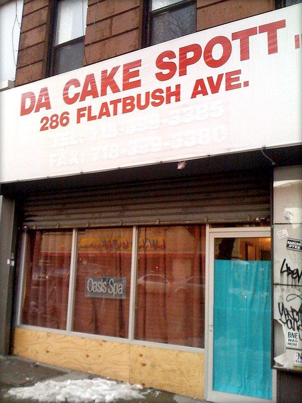 Da Cake Spott