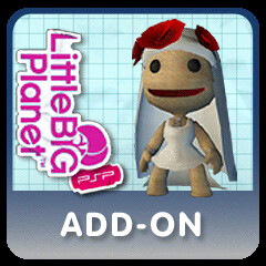 LBP wedding costume for PSP