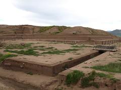 Tiahuanacu (riunegro) Tags: bolivia lapaz sudamerica tiahuanaco tiahuanacu patrimoniodelahumanidad kalasasaya akapana tiwanak templodekalasasaya piramidedeakapana