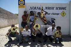 IMG_3858 copy (Playing For Change Foundation) Tags: school music inspiration southafrica town student education peace capetown teacher international learning change cape township global nonprofit gugulethu