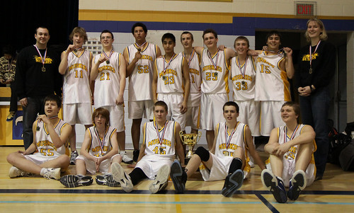 NorWOSSA Junior Boys Basketball Gold