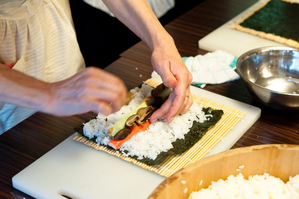 Kyoto cooking class
