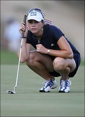 paula creamer  patriotic (arguss1) Tags: golf legs upskirt putt lpga