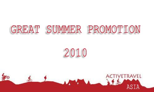 Summer Promotion 2010 - ACTIVETRAVEL ASIA