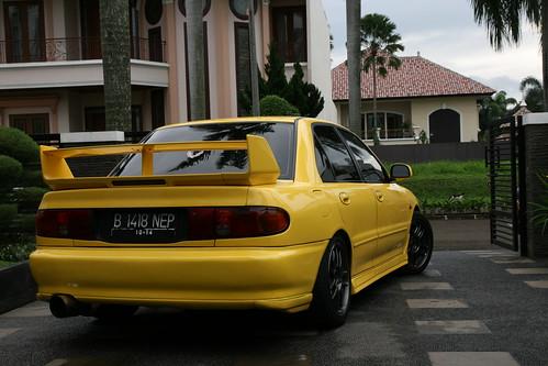 DIJUAL!!! Mitsubishi Lancer Evolution III (warning: banyak gambar) 4403698208_d385738ca3