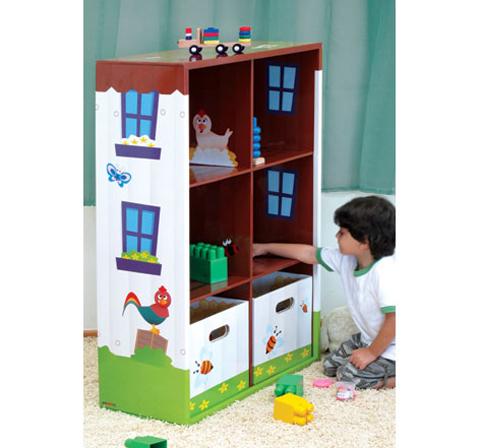 Juguetes y muebles infantiles de cart n - Muebles infantiles diseno ...