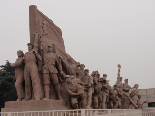 More monuments to the people