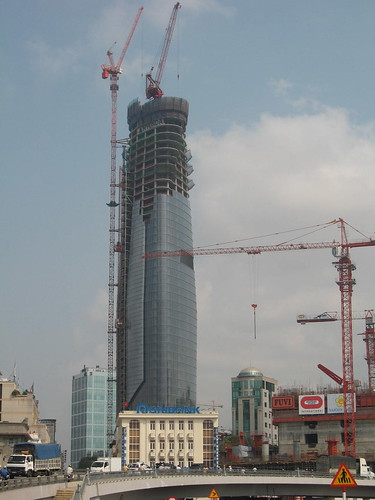 Bitexco Tower HCMC