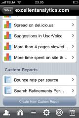 BAM Analytics Pro: Custom Reports